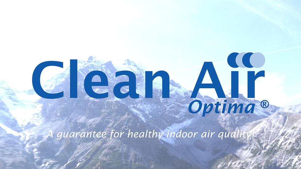 Der HighEnd – Luftreiniger der Extraklasse CA-506 von Clean Air Optima