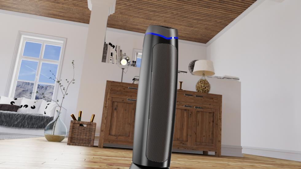 HEPA UV Ionisator Luftreiniger Clean Air Optima CA-508